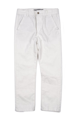 White Beach Pants