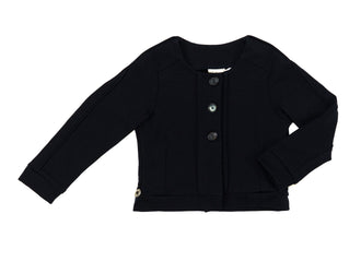 Navy Beaumont Jacket