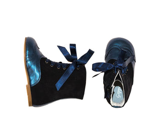Azul Blue Girls Boot