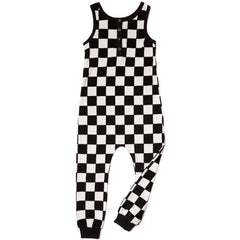 Checkers Jumpsuit