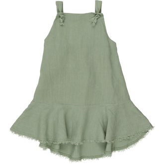Sage Green Linen Jumper