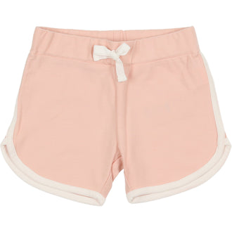 Smoky Rose Biker Shorts
