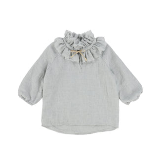 Copelina Grey Blouse