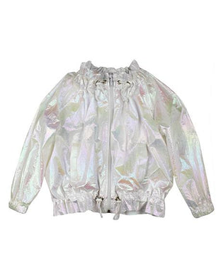 Kayla Iredescent Jacket