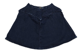 Hive Denim Skirt