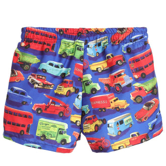 Multi Color Car Swimsuit