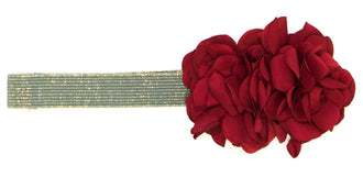 Aurora Cherry Flower Hairband