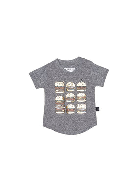 Square Burger Tshirt