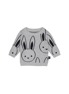 Bunny Knit Sweater