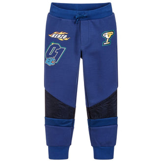Racing Kenzo Blue Sweatpants