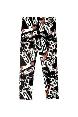 Allover Rock Star Leggings