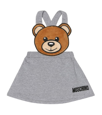 Grey Toy Bear Jumper