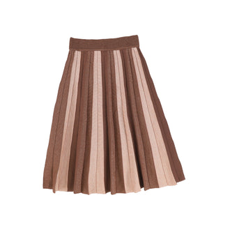 Terra Accordian Pleat Skirt