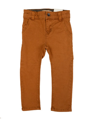 Toffee Slim Pants
