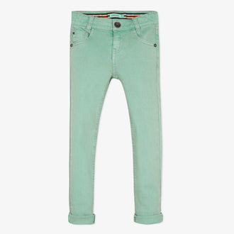 Casual Mint Pants
