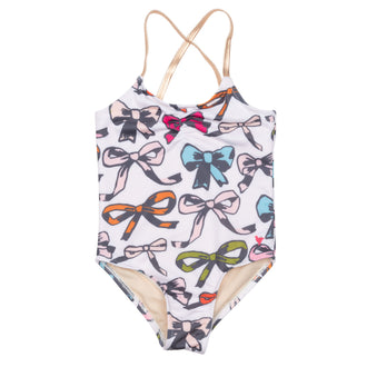 Baby Belle Bows Swimsuit