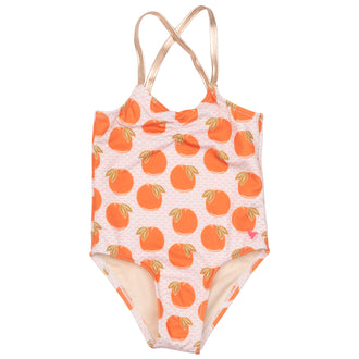 Baby Belle Oranges Swimsuit