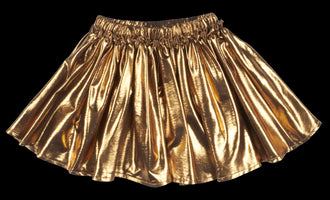 Gianna Copper Skirt