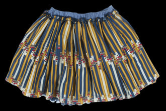 Gianna Multi Pencils Skirt