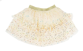 Multi Mettalic Tutu Skirt