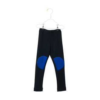 Wool Patch Pants