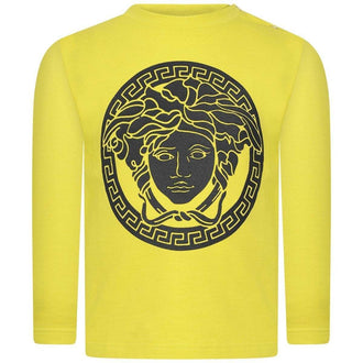 Lime/Black Medusa Tee
