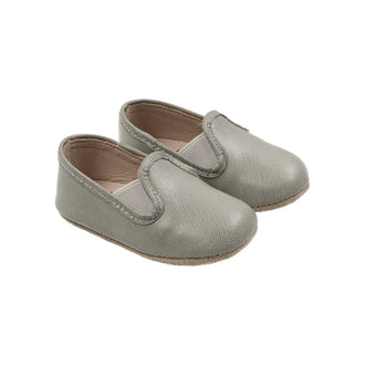 Misty Grey Loafer