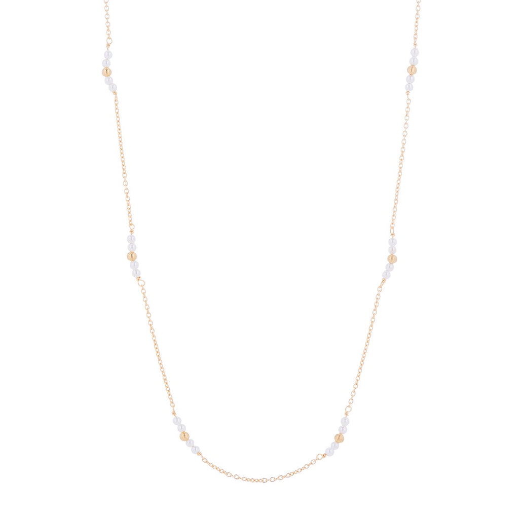 Gold Fika Necklace