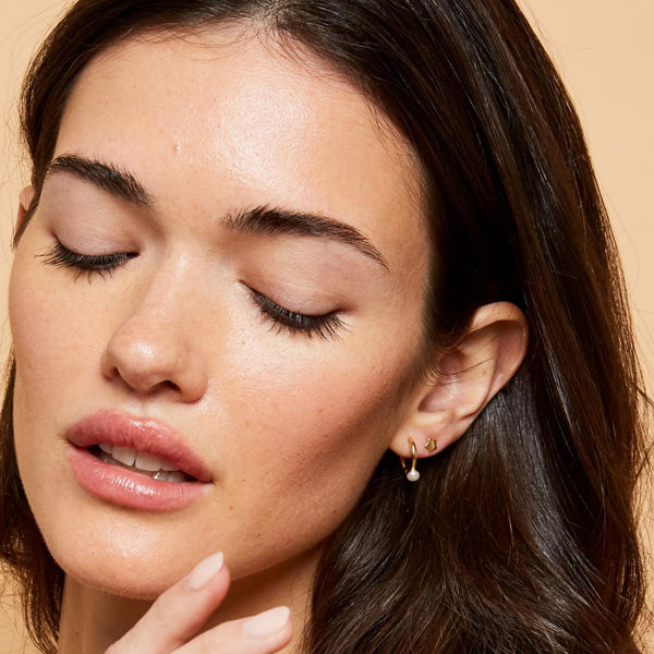 Bowerbird-Jewels-Star-Stud-Earrings-On-Model