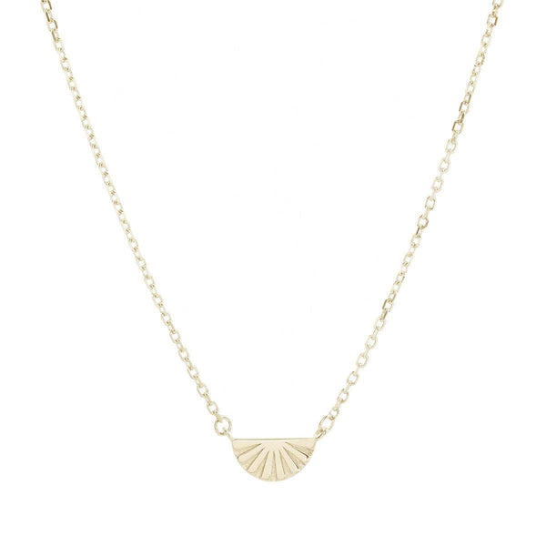 Rising Sun Pendant Yellow 7 - Jewellery Shops Online - Bowerbird Jewels