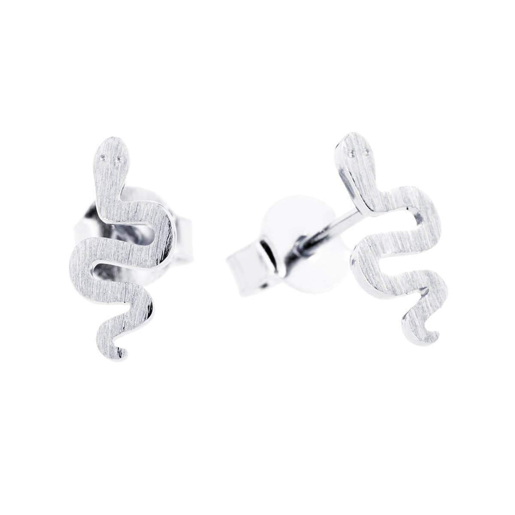 Serpent Earrings 2 - Jewellery Shops Online - Bowerbird Jewels