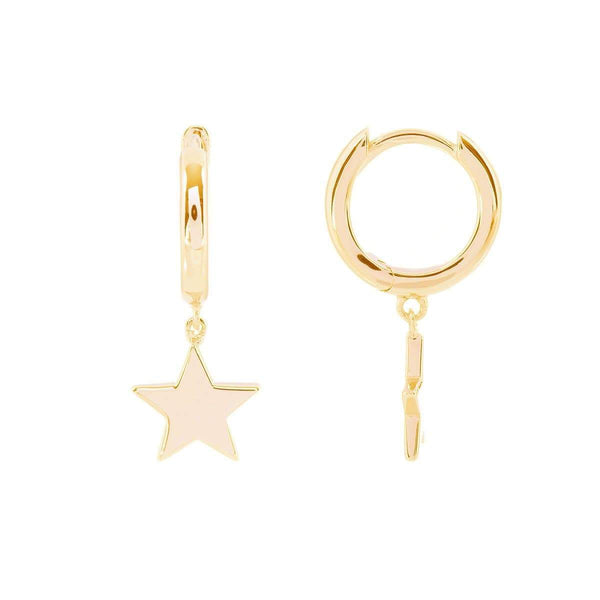Twinkling Stars Earrings Silver 6 - Jewellery Shops Online - Bowerbird Jewels