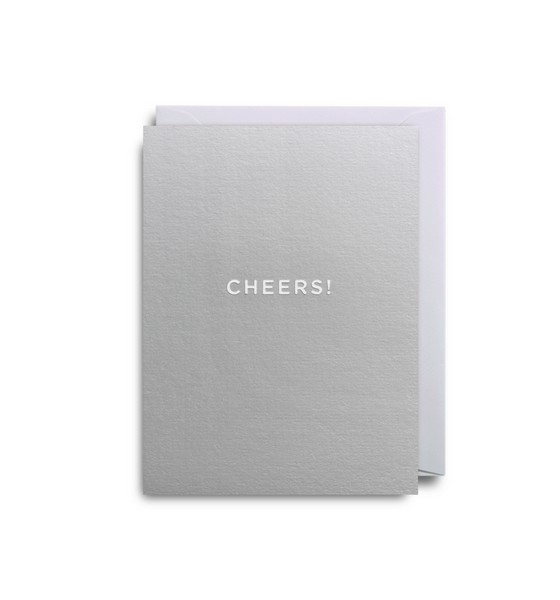 Cheers Mini Card
