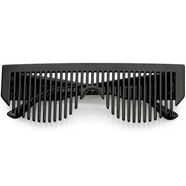 Novelty Retro Comb Sunglasses