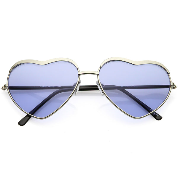Flirty Heart Sunglasses