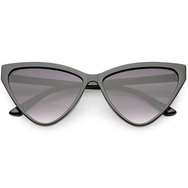 Elena Vintage Cat Eye Sunglasses
