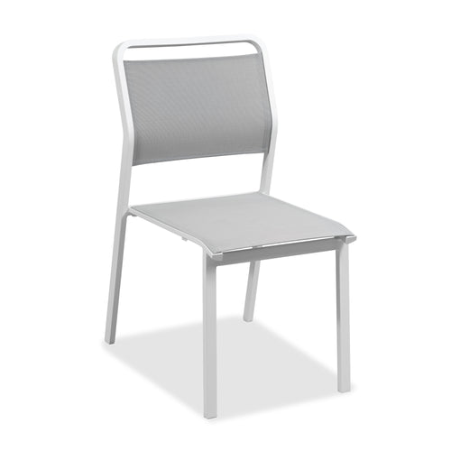 Eleve Outdoor Rounded Dining Chair, Dining Chair - Home-Buy Interiors