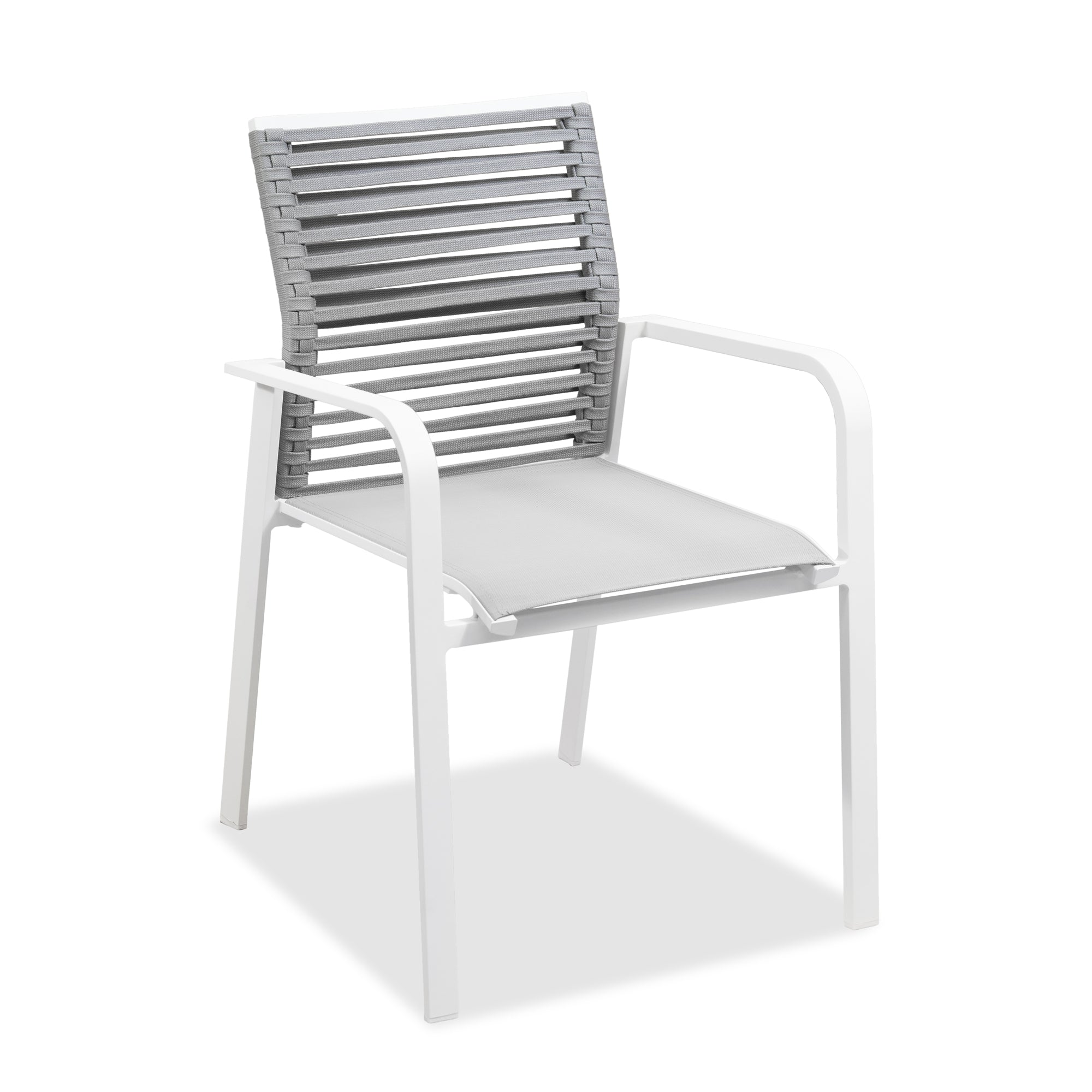 Eleve Outdoor Rope Dining Armchair - Home-Buy Interiors