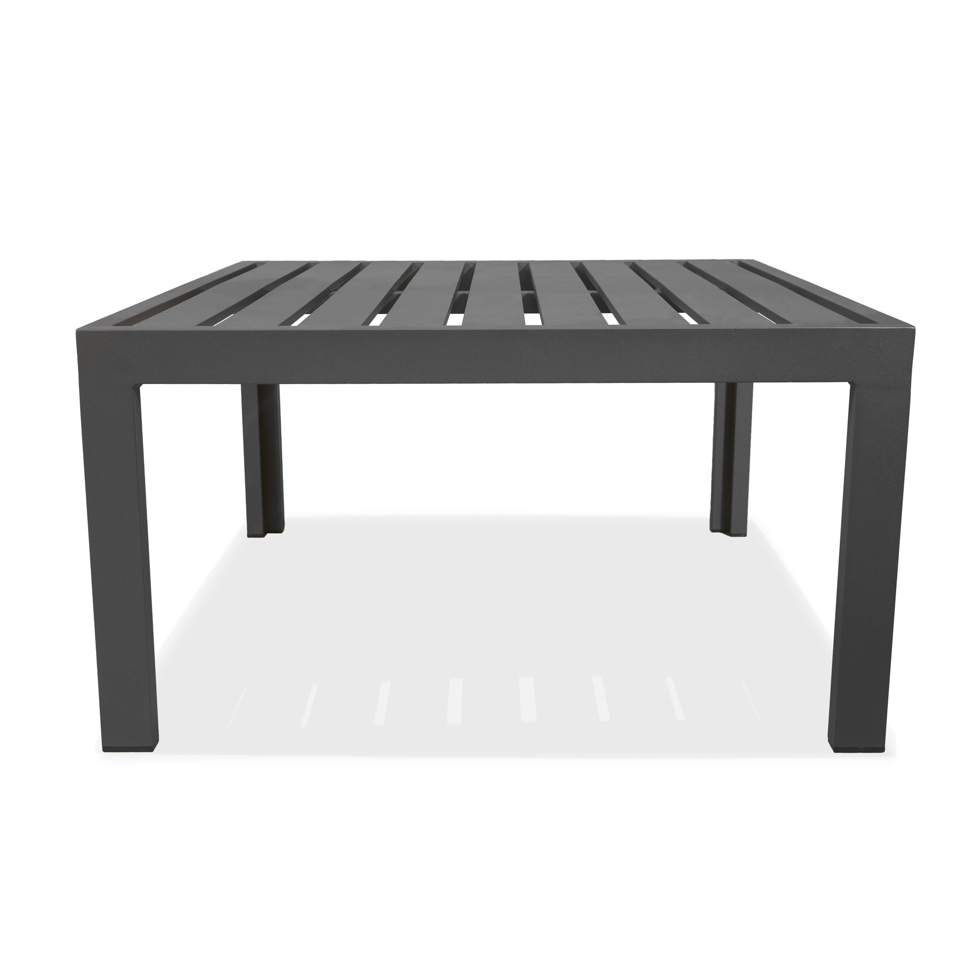 Evette Outdoor Coffee Table in Anthracite