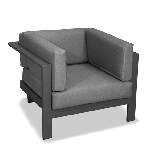 Evette - Single Seat Sofa (Nori Handelab), Chair - Home-Buy Interiors