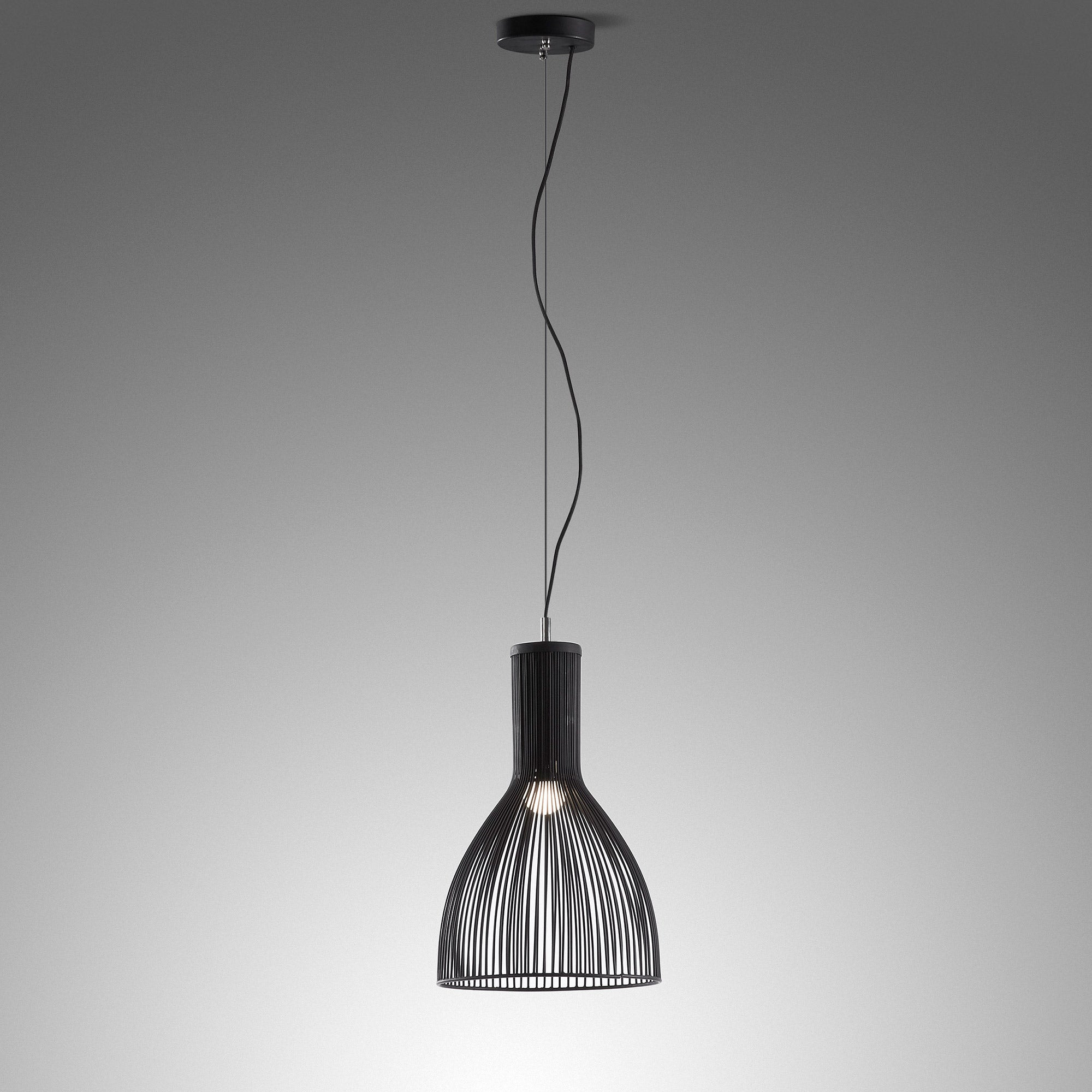 Jasper Pendant Light - Metal Black, Lighting - Home-Buy Interiors