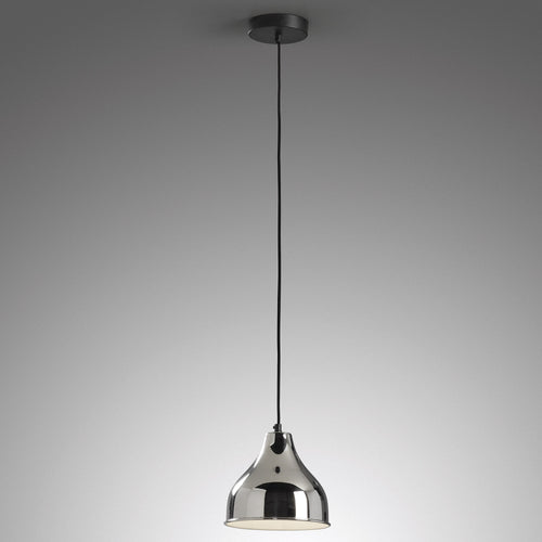 Rex Pendant Light - Metal Silver, Lighting - Home-Buy Interiors