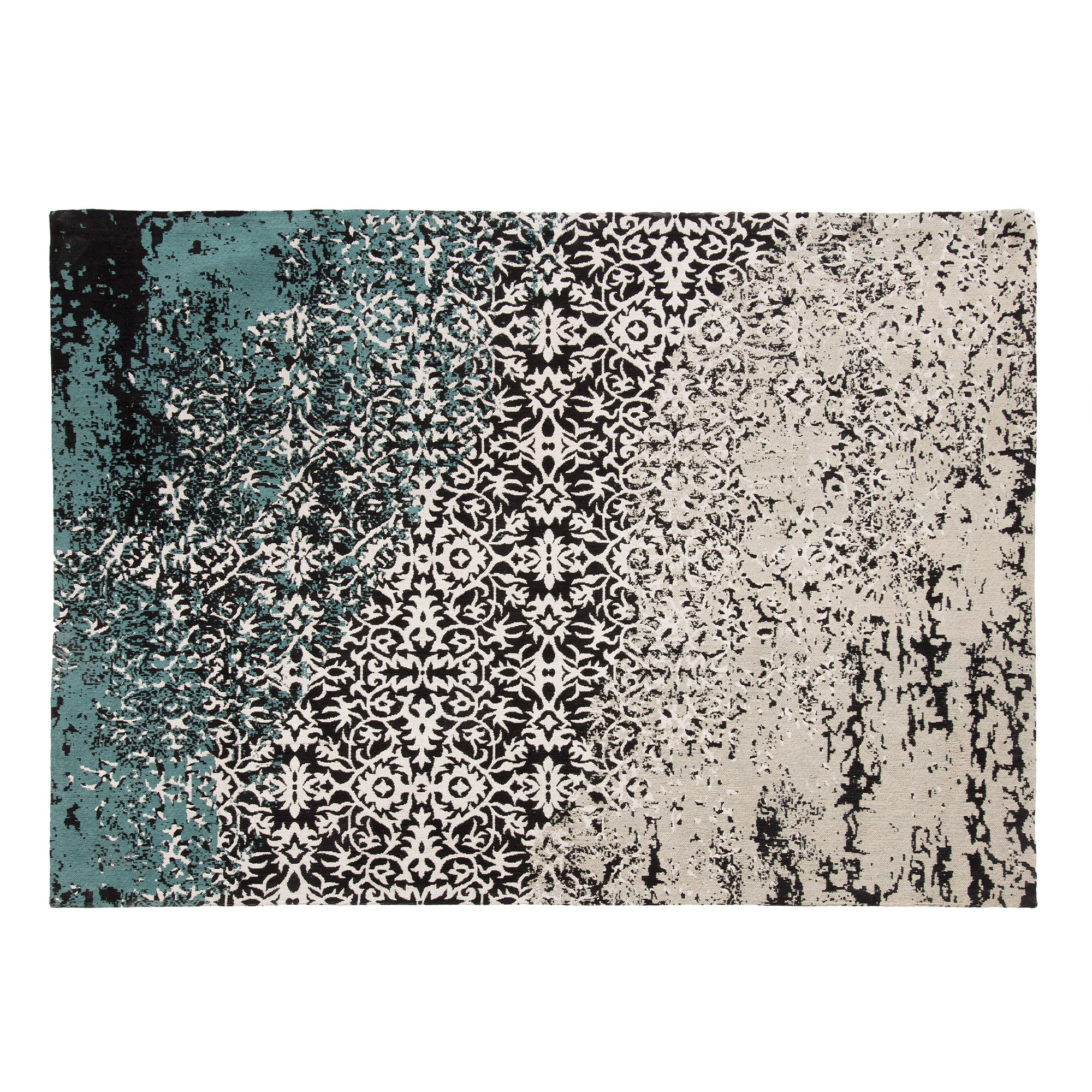 Shanon Rug - Chenille Jacquard Fabric Made of Cotton 160 x 230 cm, Rug - Home-Buy Interiors