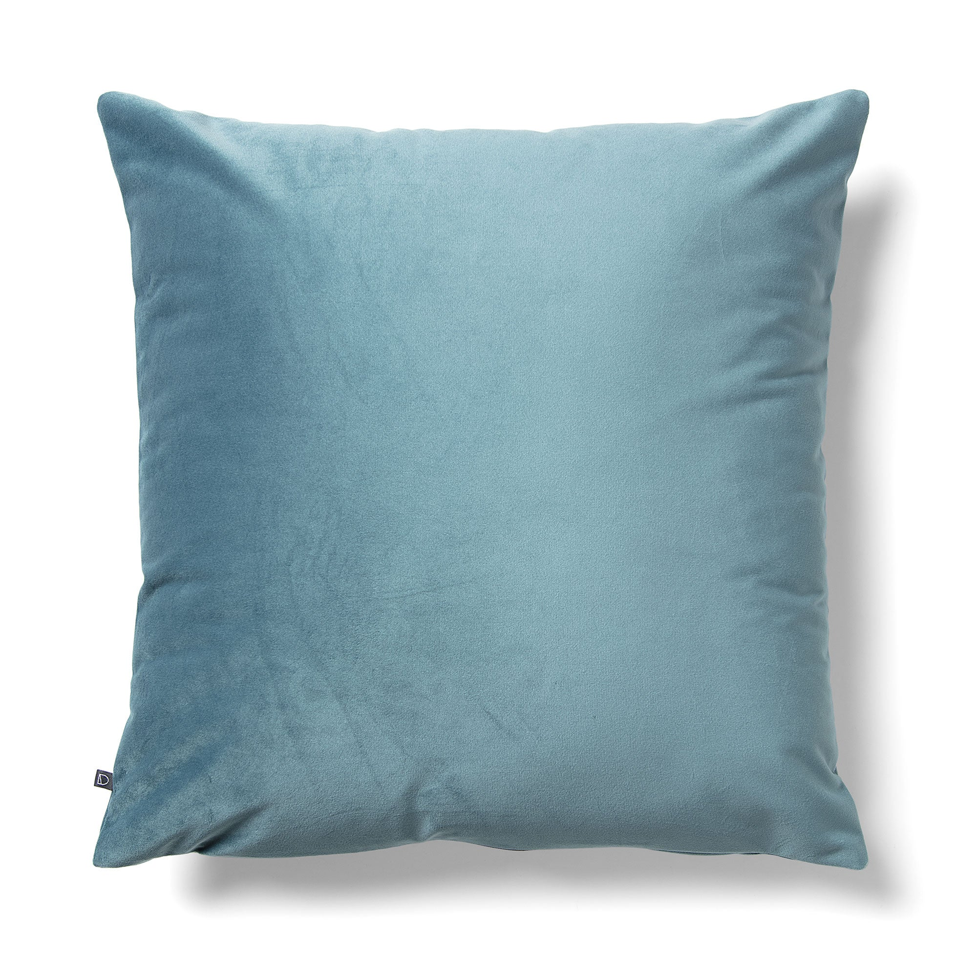 JOLIE Cushion 45x45 turquoise velvet, Cushion - Home-Buy Interiors