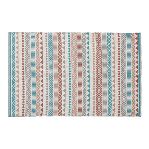Ravinder Rug - Multicoloured 130 x 190 cm, Rug - Home-Buy Interiors