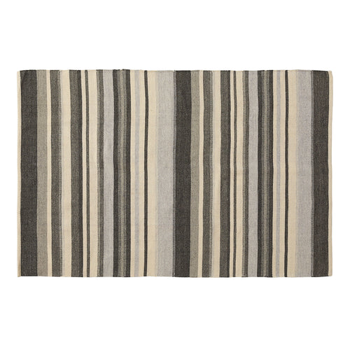 Sowards Rug - Striped Grey Line Pattern 130 x 190 cm, Rug - Home-Buy Interiors
