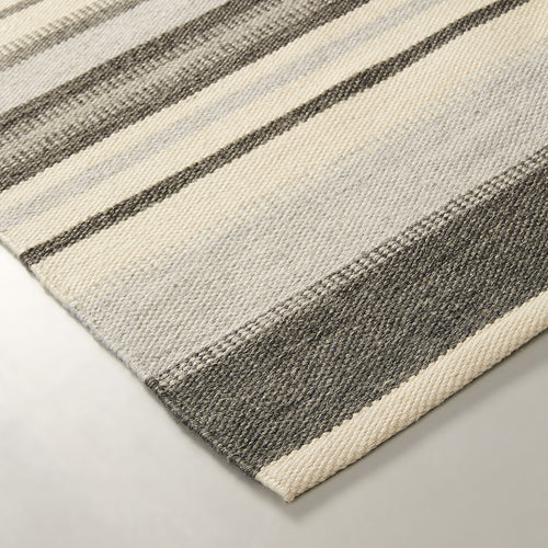 Sowards Rug - Striped Grey Line Pattern 130 x 190 cm - Home-Buy Interiors