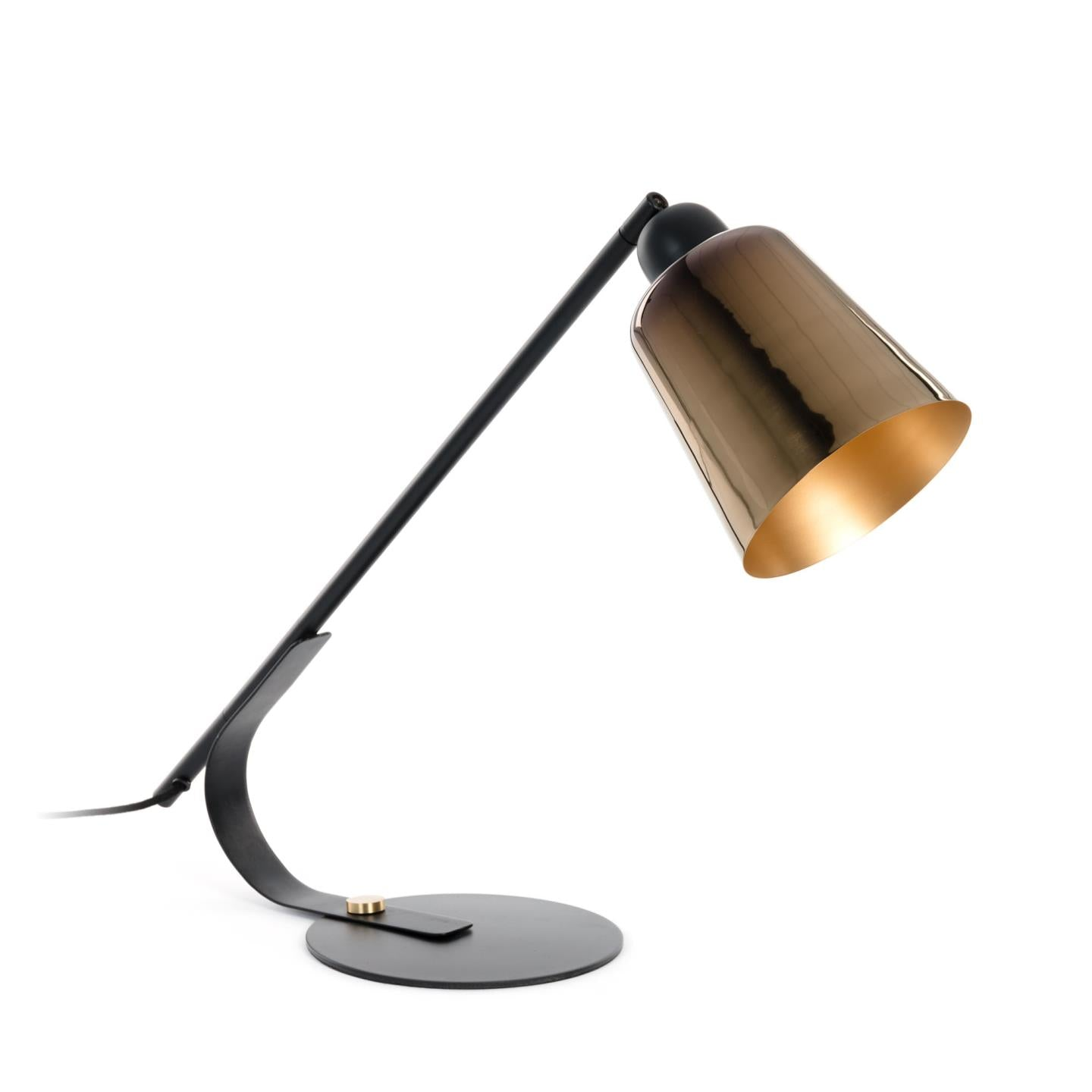 Ani Brass Table Lamp