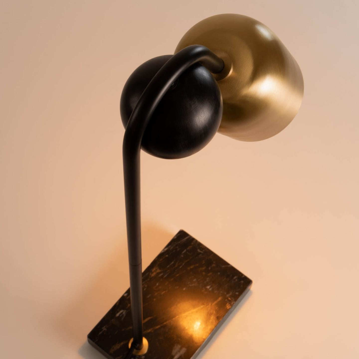 Sumi Brass Table Lamp