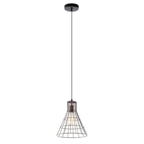 Brenda Pendant Light - Metal Copper, Lighting - Home-Buy Interiors
